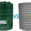 plastic tanks vs steel tanks
