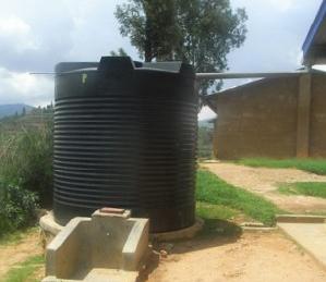 rainwater tank uses