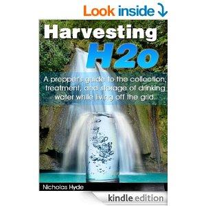 harvesting water ebook