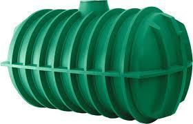 plastic underground tank