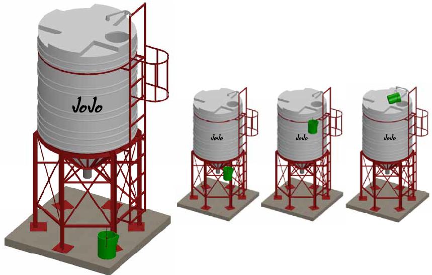 poly silo tanks